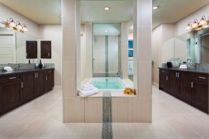badeværelse pris